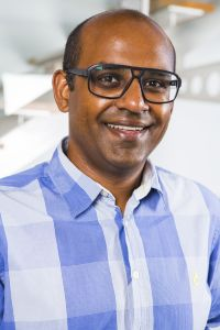 Image of Dr Saif Ahmed (Male)